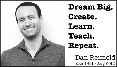 Dan Reimold, Dream Big