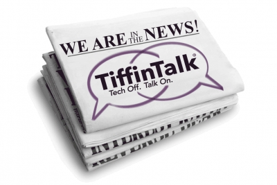 TiffinTalk IS the News!